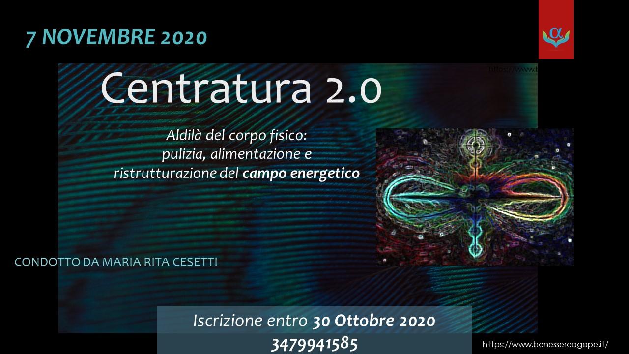 Centratura 2.0